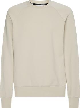 Sweatshirt aus Stretch-Baumwoll-Frottee