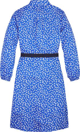 Midi Kleid mit Blümchenprint