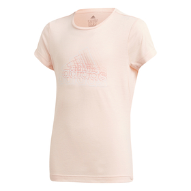 T-Shirt mit Logomotiv