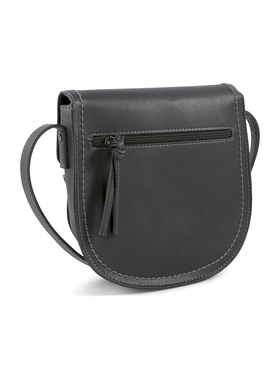 LOTTA Flap bag, black