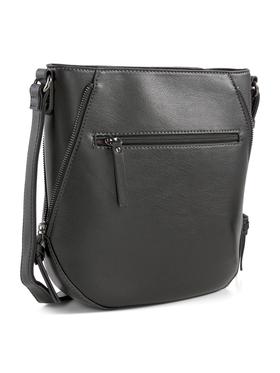 JANITA Cross bag, black