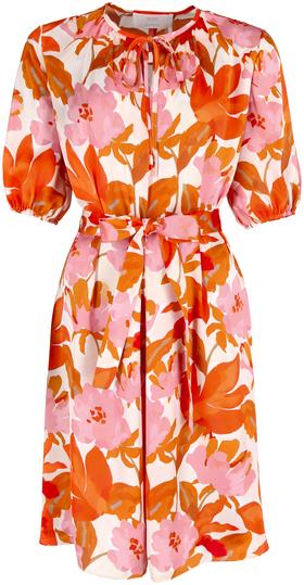 "Kleid mit Blumenprint ""Daesala"""