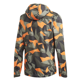 "Laufjacke ""Own the Run Camo"""
