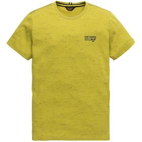 T-Shirt mit Logoverzierung
