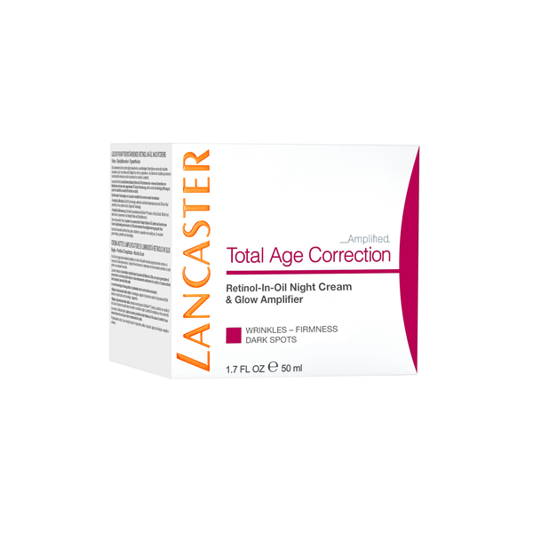 """Total Age Correction Amplfied"" Retinol-in-Oil 50 mk"
