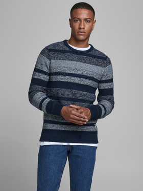 JJ30MARLON KNIT CREW NECK