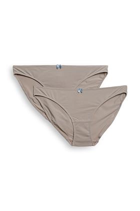 Recycelt: 2er Pack Hipster Slips