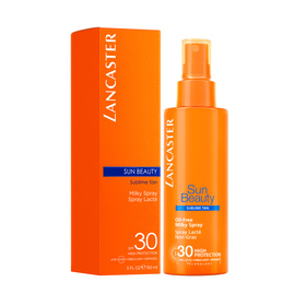 """Lancaster Sun Beauty"" Oil-Free Milky Spray SPF 30 150 ml"