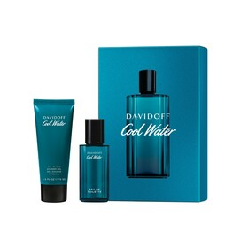"""Cool Water Man"" Set EdT 40 ml + Shower Gel 75 ml"