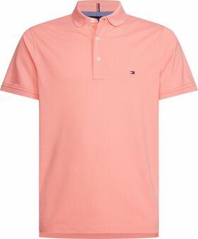 Tommy Slim Fit Baumwoll-Poloshirt