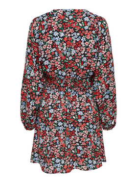 ONLTAMARA L/S DRESS WVN