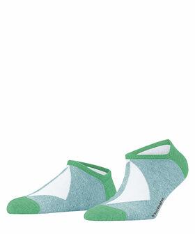 Sneakersocken Graphic Rhomb