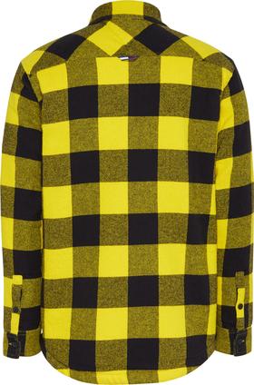 Flanellhemd mit Holzfällerkaro