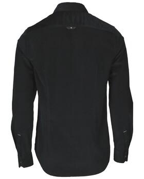 Corduroy Slim Stretch Shirt