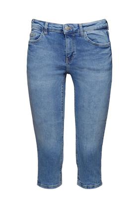 Capri-Jeans aus Organic Cotton