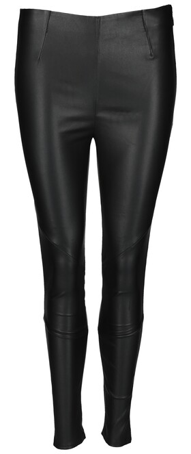 Leggings aus Leder