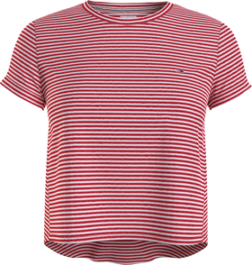 Relaxed Fit T-Shirt mit Streifen