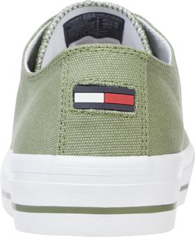 Low-Top Sneaker aus Recycling-Baumwolle