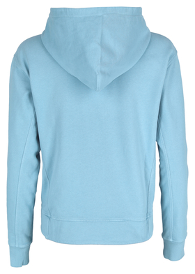 "Relaxed-Fit Kapuzen-Sweatshirt ""Esqua"" aus French Terry mit Logo-Aufnäher"