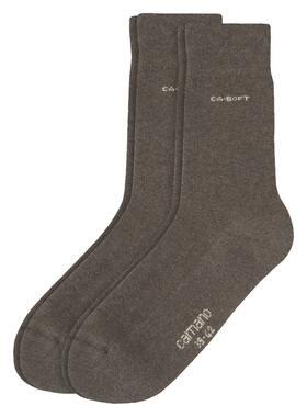 """Basic Socken 2er Pack """"CA-Soft Walk"""""""