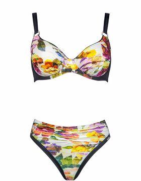 "Bikini ""Precious Bloom C/D-Cup"""