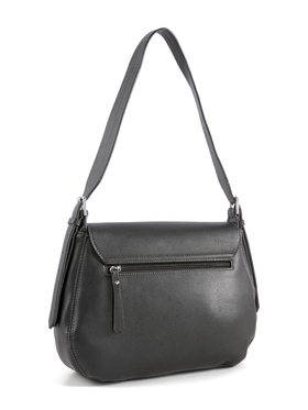 MILANA Flap bag, black