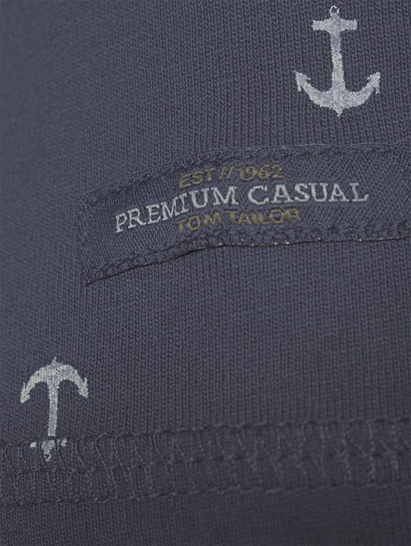 harbour minimal print t-shirt