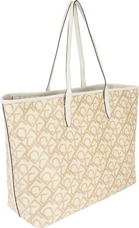 SHOPPER W/LAPTOP POUCH RAFFIA JQ