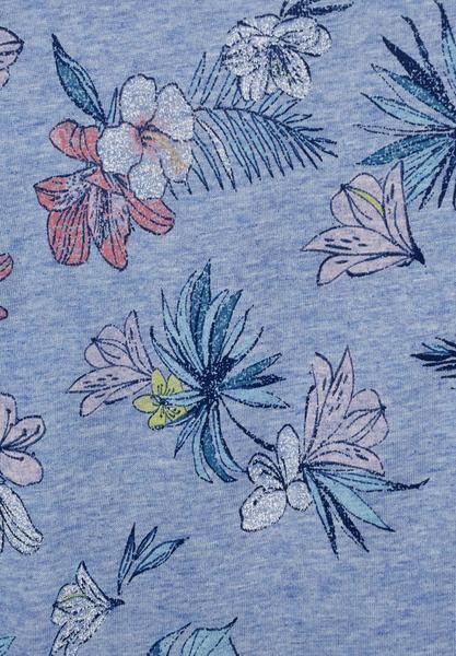 Blumenprint Shirt Joline