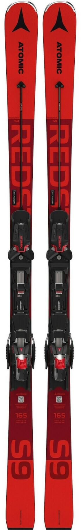 "Ski ""Redster S9 + X 12 GW Red"""