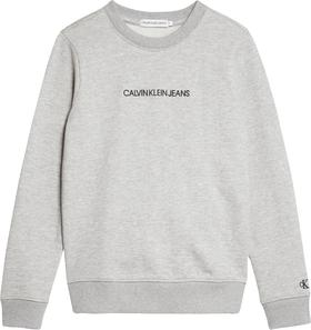 Besticktes Logo-Sweatshirt