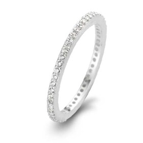 "Ring ""CHIC RUSTIC"", Gr. 58"
