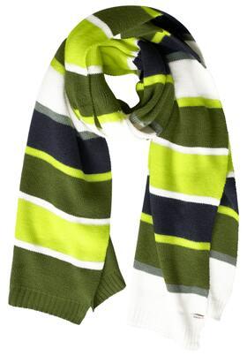 Langer Strick-Schal