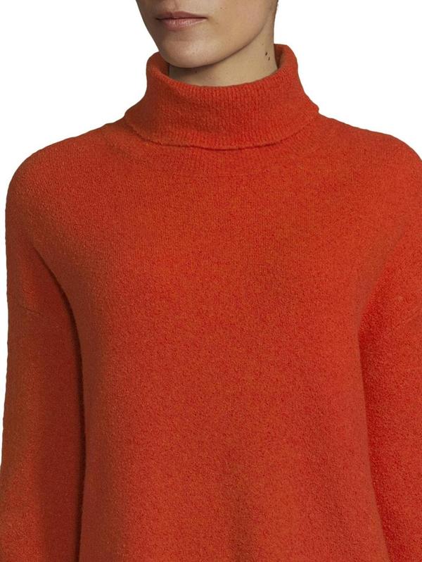 sweater boucle