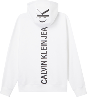 GRAPHIC BACK LOGO HOODIE
