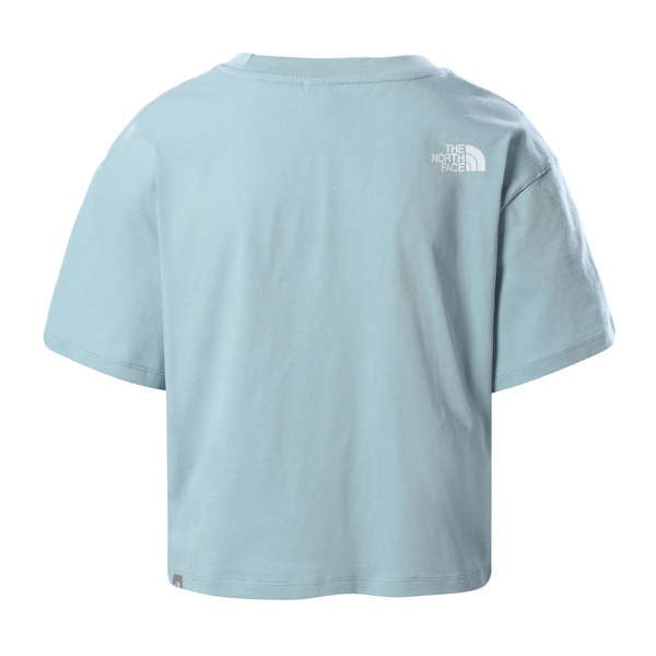 """T-Shirt """"Cropped Simple Dome Tee"""""""