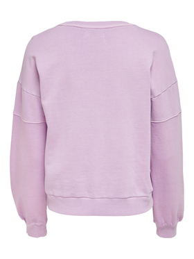 Detailed Sweatshirt