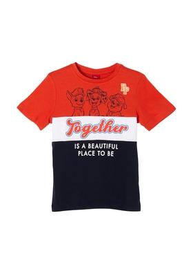 T-Shirt mit Printmotiv