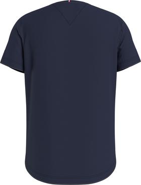 T-Shirt aus Bio-Baumwolle mit Signatur-Logo