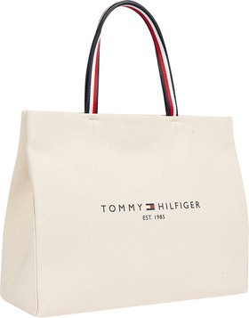 TOMMY SHOPPER  CANVAS TOTE