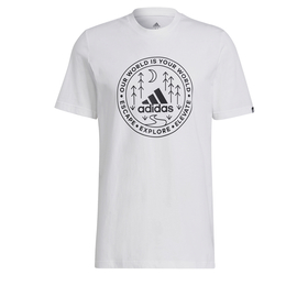 "T-Shirt ""Explore Nature Graphic Tee"""