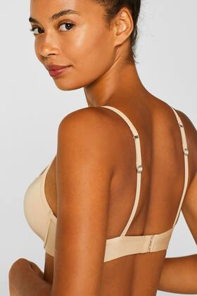 Women Bras with wire padded