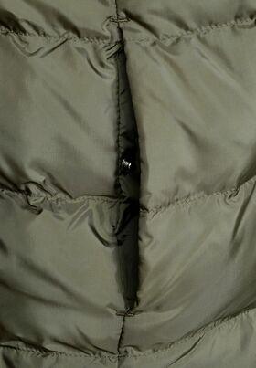Gesteppte Jacke mit Kragen