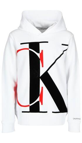 Hoodie mit CK Logo