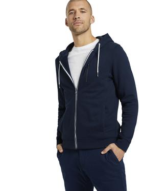 cosy basic sweatjacket
