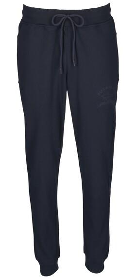 Sweatpants aus Bio-Baumwolle mit Ton in Ton Logo