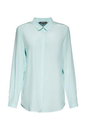 Hemdbluse aus Lenzing™ Ecovero™