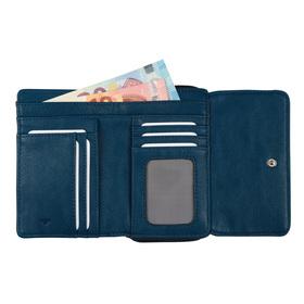 Juna Wallet, Medium flap wallet mixed maritim