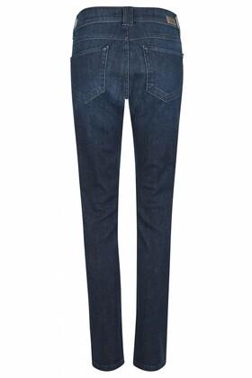 """Jeans """"Skinny Button"""" mit Doppelknopf-Verschluss"""