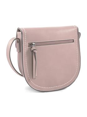LOTTA Flap bag, old rose